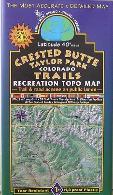 Taylor Park Colorado Map.Maps Guidebooks Dragonfly Anglers